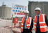 Work on Bahía de Bizkaia Gas's third tank will generate 450 jobs over the next 36 months