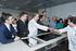 Lehendakariak eta Asturiasko Printze-printzesak Baque Culinay Center-a inauguratu dute