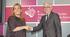 Firma del convenio de colaboración para la mejora de la atención socio-sanitaria