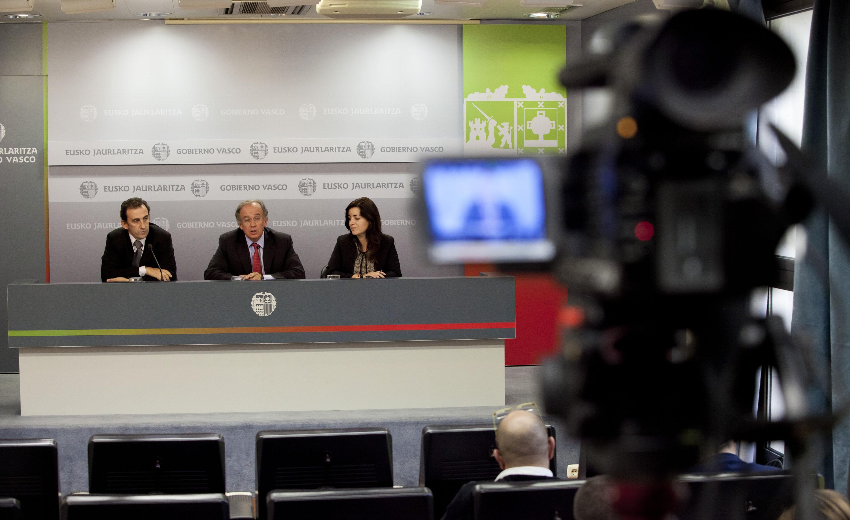 100 empresas e instituciones vascas acompañarán al Lehendakari en una nueva misión empresarial a EEUU [16:25]