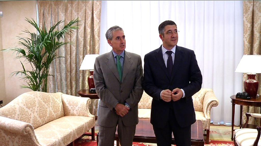 Las leyes estatales y vascas se publicarán en el BOE en euskera  [1:35]