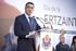 """El Lehendakari reivindica el papel protagonista de la Ertzaintza en la """"defensa de la democracia y convivencia en Euskadi"""""""