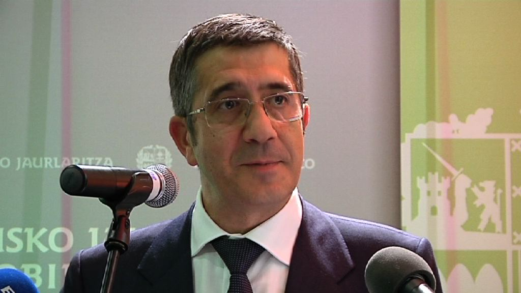 El Lehendakari recibe a la comunidad vasca en Bruselas [9:07]