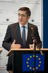 El Lehendakari destaca el papel de la industria y las regiones para el desarrollo europeo