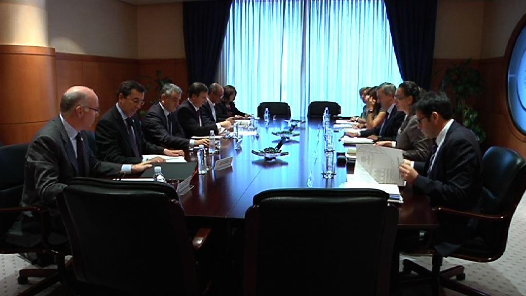 Acuerdo en el Consejo Vasco de Finanzas sobre las vacaciones fiscales [2:11]