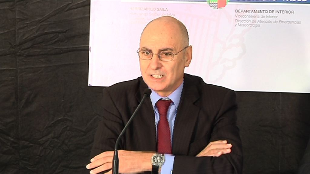 """El Gobierno Vasco espera que la Conferencia Internacional exija a ETA de forma """"clara, rotunda e inequívoca"""" que abandone el terrorismo [6:25]"""