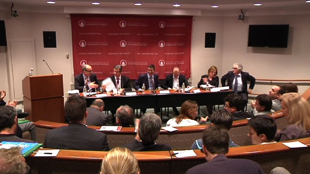 El Lehendakari expone la política intercluster vasca en la Universidad de Harvard  [31:29]