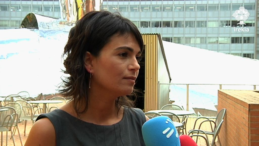 Entrevista a Nagore de los Ríos, Directora de Gobierno Abierto, sobre la inclusión de Euskadi en el W3C [2:56]
