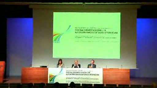 """Congreso Internacional """"Los caminos del federalismo y los horizontes del Estado autonómico"""". 1ª parte [103:10]"""