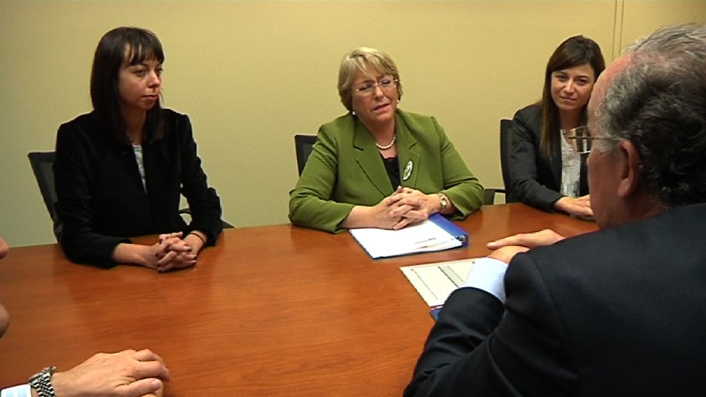 ONU Mujeres y el Gobierno Vasco firman un acuerdo de colaboración para promover la igualdad de género en América Latina [16:11]