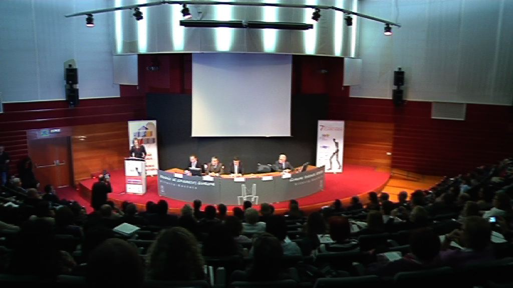 """La atención sociosanitaria vasca, """"referente internacional"""" [1:37]"""