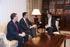 El Lehendakari se reúne con representantes del PSE