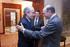 El Lehendakari analiza con sus antecesores la nueva situación tras el fin del terrorismo