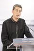 El Lehendakari señala a Bildu que las urgencias no pueden marcar el tiempo de la libertad