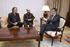 El Lehendakari destaca el papel de Gesto por la Paz en la reacción social contra el terrorismo