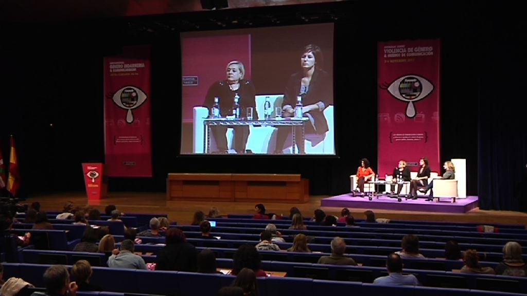 Jornadas sobre Violencia de Género & Medios de Comunicación [1:16]