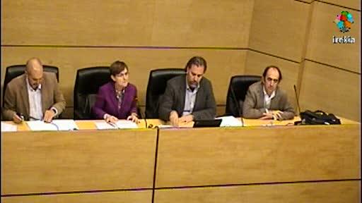 El Gobierno Vasco pone en marcha un Pacto Social por la inmigración para lograr una sociedad más cohesionada  [31:10]