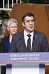 """Lehendakari: """"Las víctimas son el símbolo más claro de la resistencia cívica ante el terror"""""""