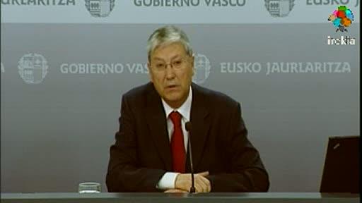 """""""Estrechos márgenes"""" entre las formaciones en las elecciones del 20N en Euskadi [27:10]"""