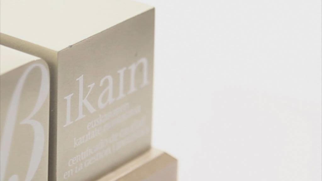 Eusko Jaurlaritzak BIKAIN Ziurtagiriak banatu ditu Guggenheim museoan