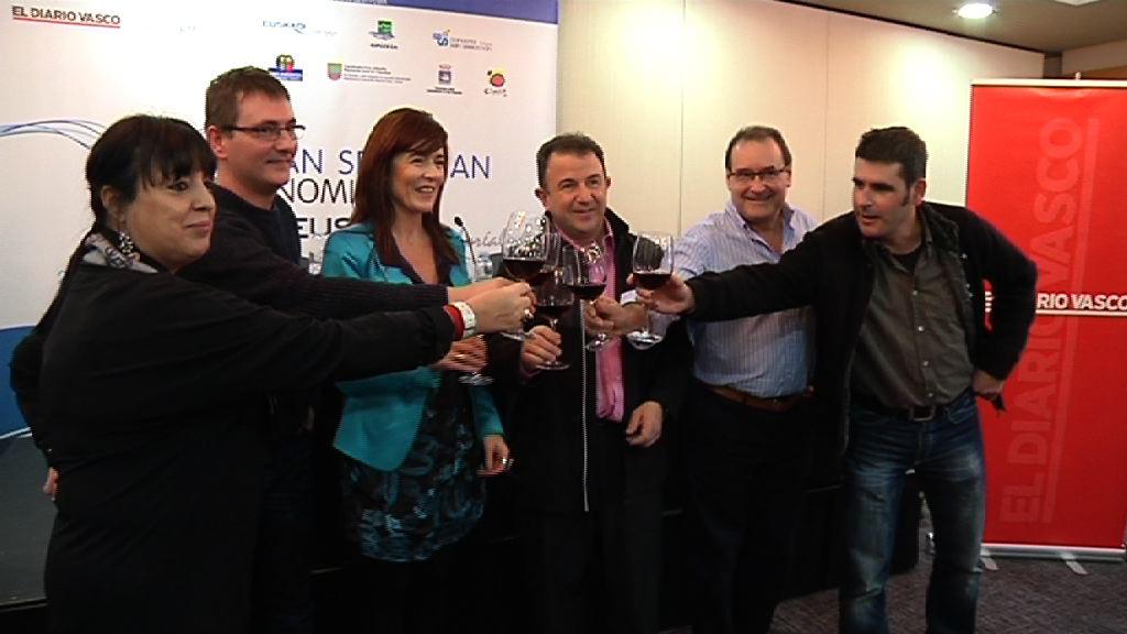 La cocina de Ámerica Latina, protagonista en San Sebastián Gastronomika-Euskadi Saboréala 2011 [1:08]