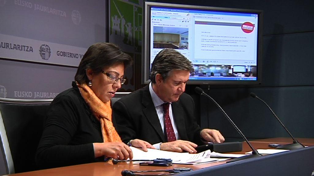 Lehendakaria The Climate Group sareko Estatu eta Eskualdeetako Aliantzako Europarako presidentekide izendatu dute [1:11]