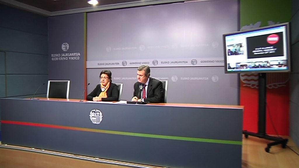 El Lehendakari, nombrado copresidente europeo de la Alianza de Estados y Regiones de la red The Climate Group [59:19]