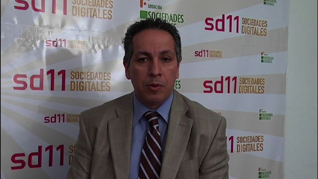Carlos Rojas. Argentina emplea el software de Irekia para su Open Government [1:52]