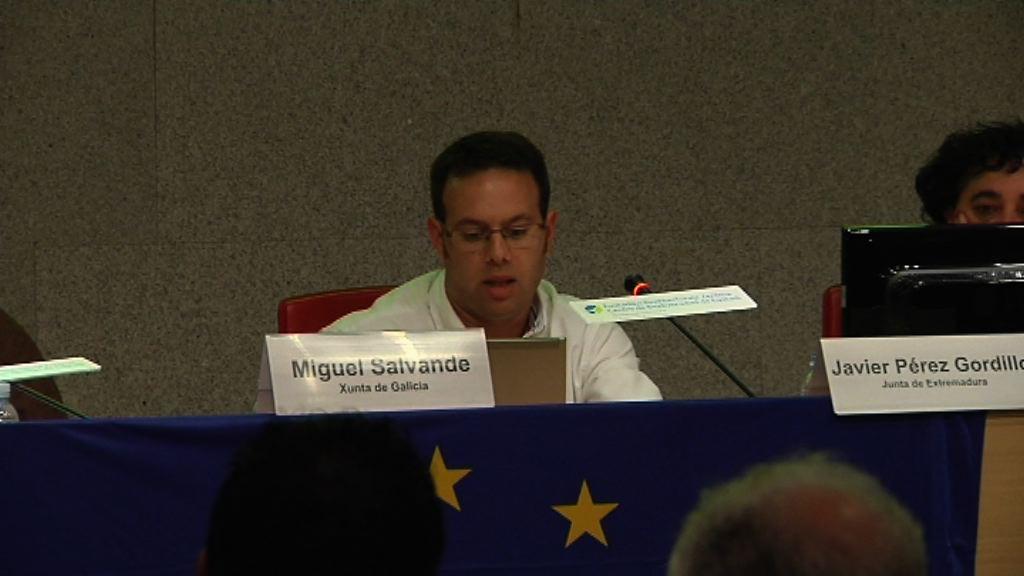 """Proyecto LIFE + """"Lucha contra especies invasoras en las cuencas hidrográficas del Tajo y Guadiana en la Península Ibérica"""" (INVASEP). JavierPérez Gordillo, Junta de Extremadura. [28:17]"""