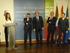 La Delegación del Gobierno Vasco en Madrid recibe a Ministros y altos cargos vascos que han formado parte del Gobierno saliente