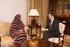 El Lehendakari se reúne con Aminetu Haidar