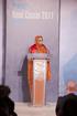 Aminetu Haidar recibe el Premio René Cassin de Derechos Humanos 2011