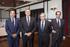Carlos Aguirre se reúne con el Circulo de Empresarios Vascos