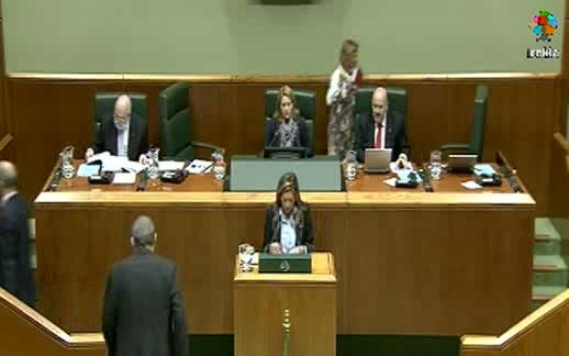 Pleno Ordinario. (1-12-2011) [303:08]