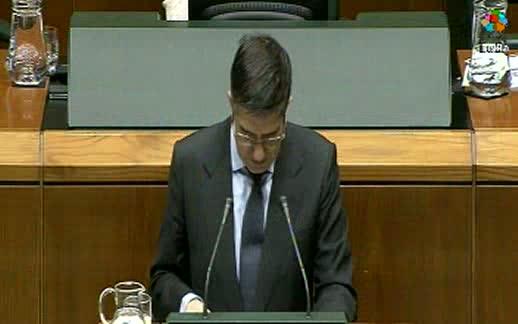 """Lehendakari: """"Urge una reforma fiscal en Euskadi"""" [297:44]"""