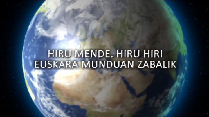 El Lehendakari participa en el Día Internacional del Euskara