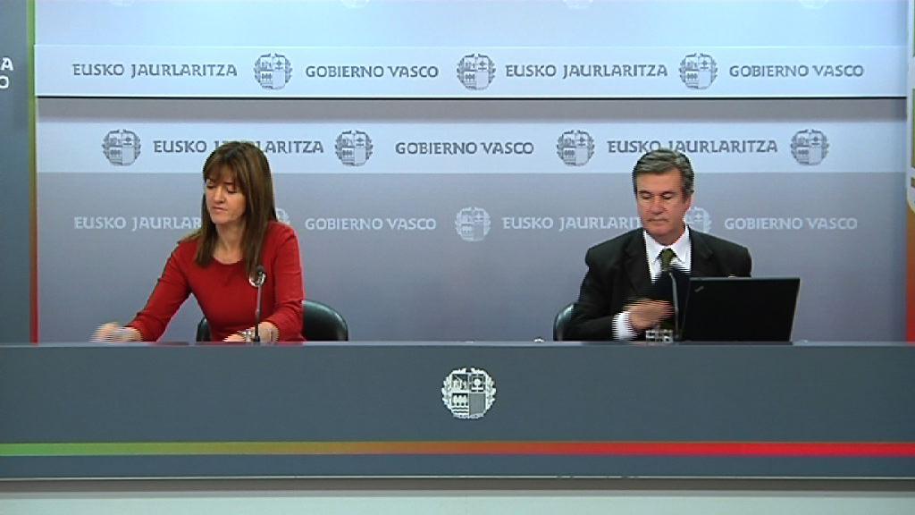 Rueda de prensa tras el Consejo de Gobierno 13.12.2011 [0:00]