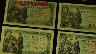 Reportaje exposicion falsificaciones