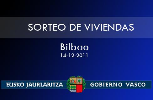El Gobierno Vasco sortea 177 viviendas en Bilbao    [34:50]