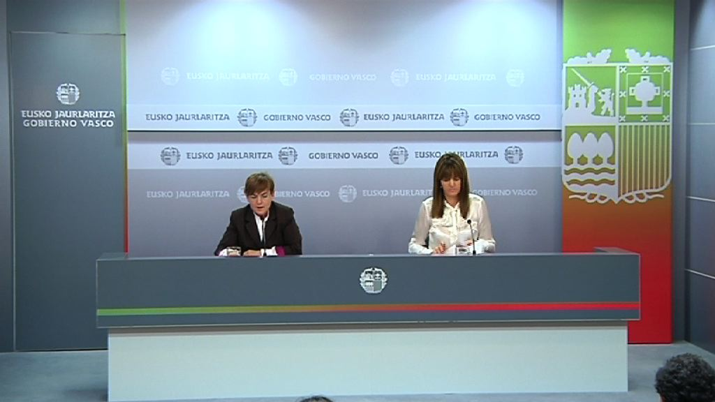 Rueda de prensa tras el Consejo de Gobierno 20.12.2011 [0:00]