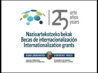Becas internacionalizacion 25 aniversario