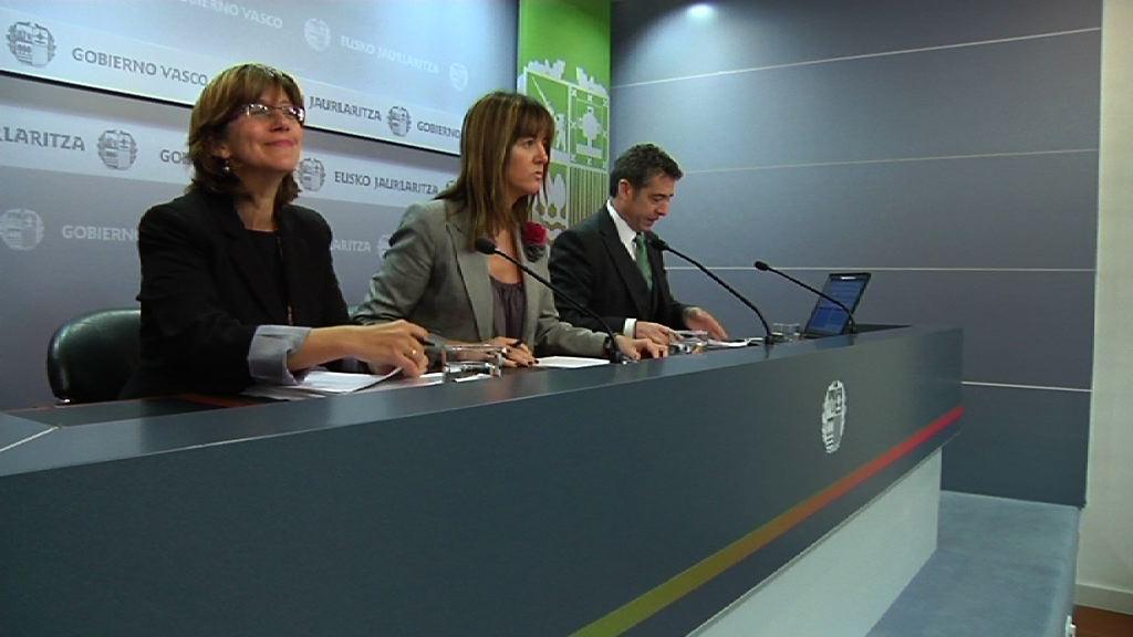 Euskadi, a la vanguardia de la lucha contra el dopaje  [1:19]
