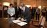 """La educación vasca firma el """"Compromiso por la Educación para la Convivencia"""""""