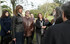 La consejera Idoia Mendia se reúne con representantes de la comunidad evangélica