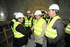El Gobierno de Brasil se interesa por el proyecto metro de Donostialdea