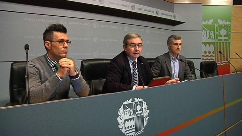 Javier Ruiz, Javier Ramos, Pedro Sánchez