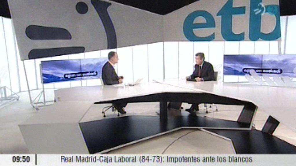 Euskadi está creciendo en innovación por encima de la media Europea [17:19]