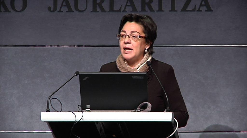 Pilar Unzalu aplaude el compromiso de la juventud y de la comunidad educativa con el medio ambiente [20:54]