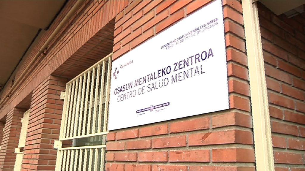 Egia auzoak Osasun Mentaleko Zentro berria du [1:26]
