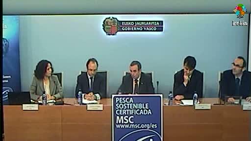 Jon Azkue destaca la concienciación del sector pesquero vasco con la gestión sostenible de los recursos [26:47]